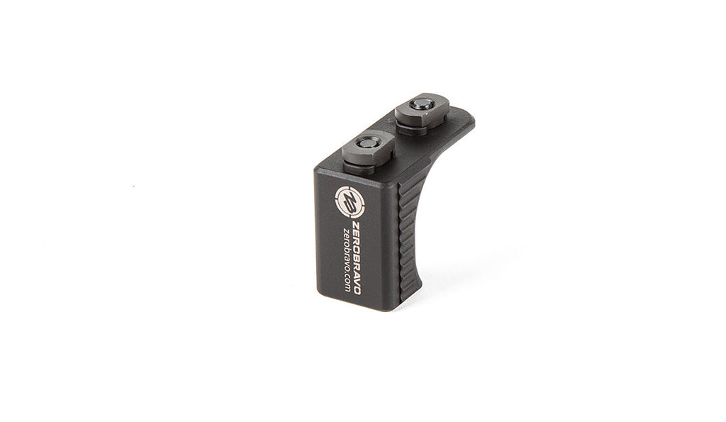 ZEROBRAVO- REVERSIBLE HAND STOP (RHS) FOR M-LOK RAIL INTERFACE ***FREE SHIPPING***