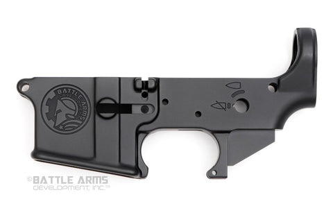 BATTLE ARMS DEVELOPMENT- FORGED LOWER RECEIVER