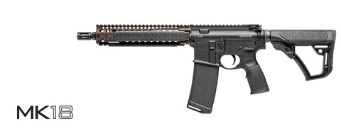 DANIEL DEFENSE- MK18 FACTORY SBR 5.56 ***FREE SHIPPING***