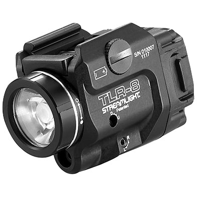 STREAMLIGHT- TLR-8 LIGHT/LASER 500LUMEN ***FREE SHIPPING***