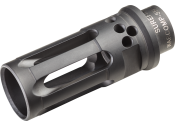 SUREFIRE- WARCOMP CLOSED TINE FLASH HIDER FOR 5.56MM RIFLES ***FREE SHIPPING***