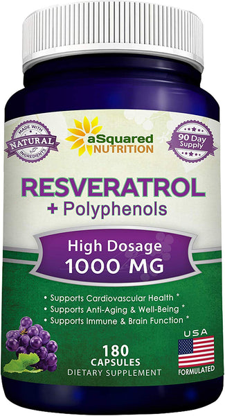 Resveratrol with Red Wine