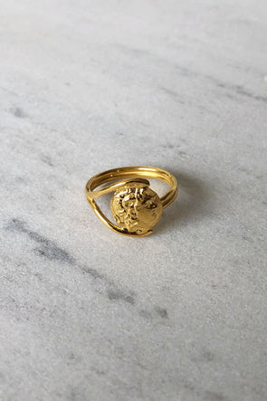 Alexander The Great ring