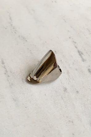 Cos ring silver