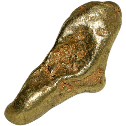 38.081g Gold Nugget