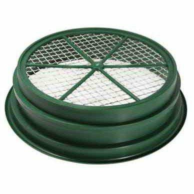 "Gold Rush Sifting Classifier (½"" Mesh) Screen Sieve Prospect Pan + FREE GOLD PAN"