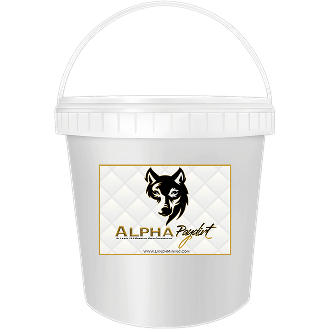 *NEW* - Alpha Paydirt™ Bucket