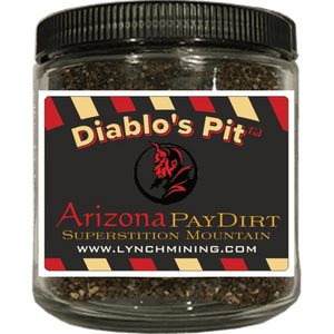 Diablo's Pit PayDirt Jar - **Back In Stock**
