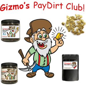 Gizmo's Gold Paydirt Club