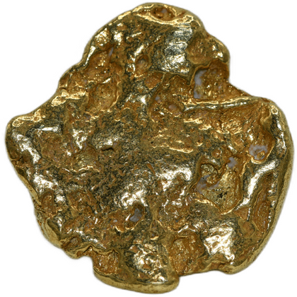 46.038g Gold Nugget