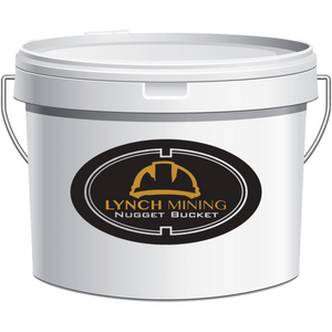 Lynch Mining Nugget Bucket™ - Unclassified Material