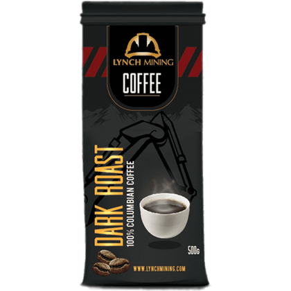 Now Available - Lynch Mining Coffee - 100% Columbian Dark Roast