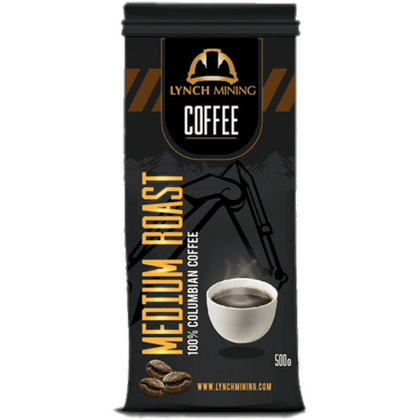 Now Available - Lynch Mining Coffee - 100% Columbian Medium Roast