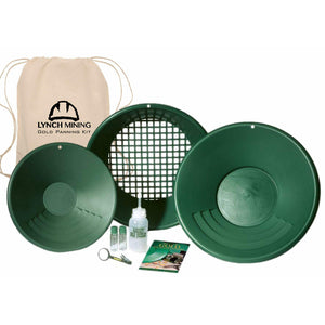Lynch Mining Starter Panning Kit - No Paydirt