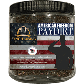 American Freedom PayDirt™ 1.5g