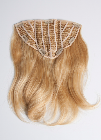 Hair Affair 1 PC Human Hair Clip-in Extension