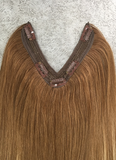 V-Shape Human Hair 18'' Clip-In Hair Extension