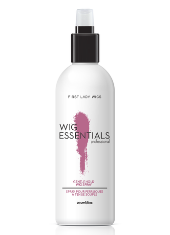 Wig Essentials Gentle Hold Finishing Spray