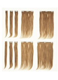 Hair Affair 14″ 10 PC HUMAN HAIR CLIP-IN EXTENSION