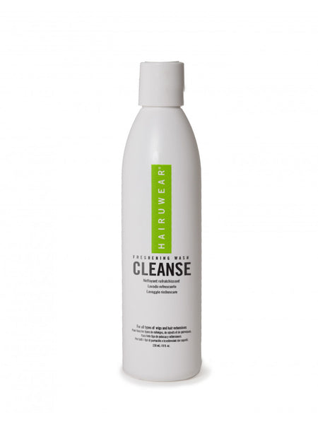 Hair U Wear Cleanse Shampoo 8oz.