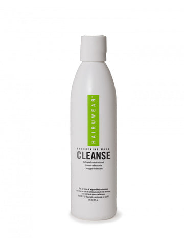 OUT OF STOCK - Hair U Wear Cleanse Shampoo 8oz.