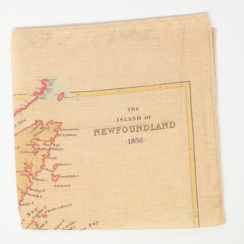 Newfoundland Vintage Tea Towel