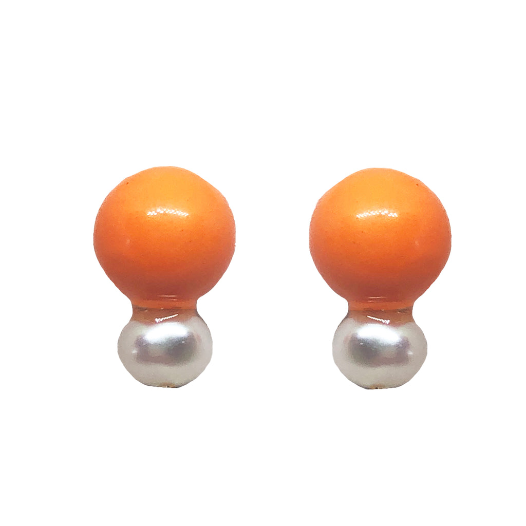 Big Orange, little pearl