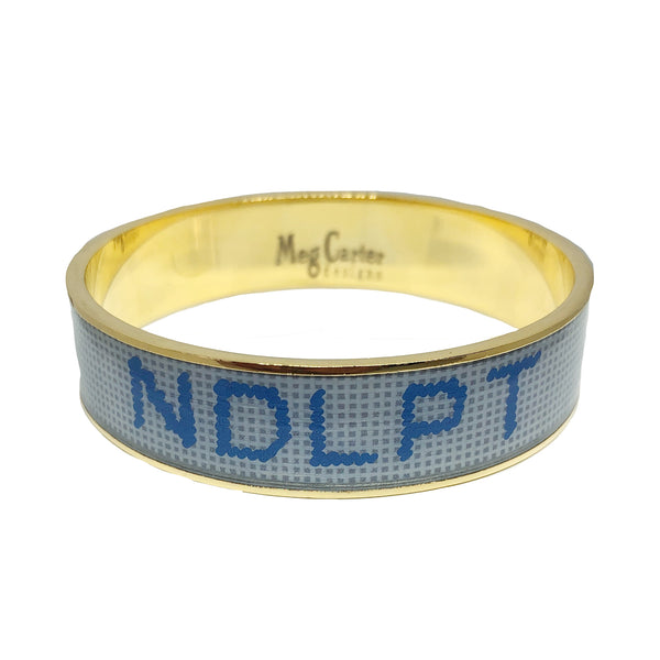 Needlepoint bangle