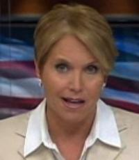 jewelry seen on Katie Couric