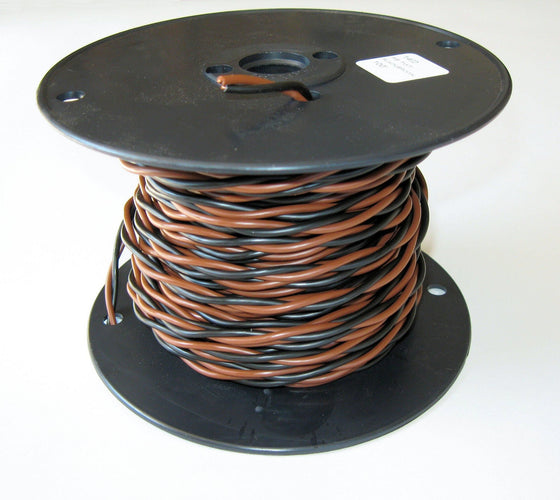 14-Gauge Pre-Twisted Boundary Wire