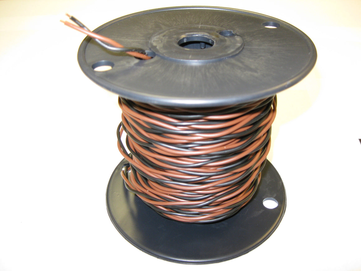 18-Gauge Pre-Twisted Boundary Wire