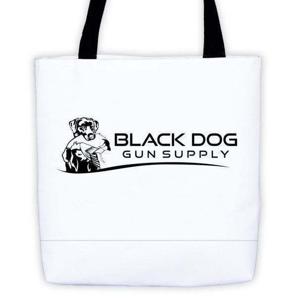 Black Dog Gun Supply Tote bag