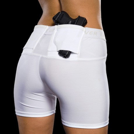UnderTech Undercover Women's Concealment Shorts - Single Pair