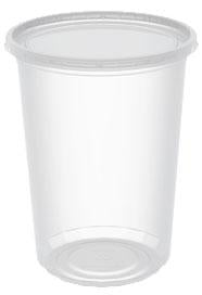 Pinabar 32oz Clear Container