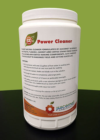Juicernet EZ Power Cleaner for Juicers