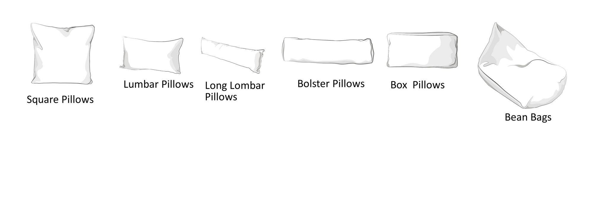 pillow shape