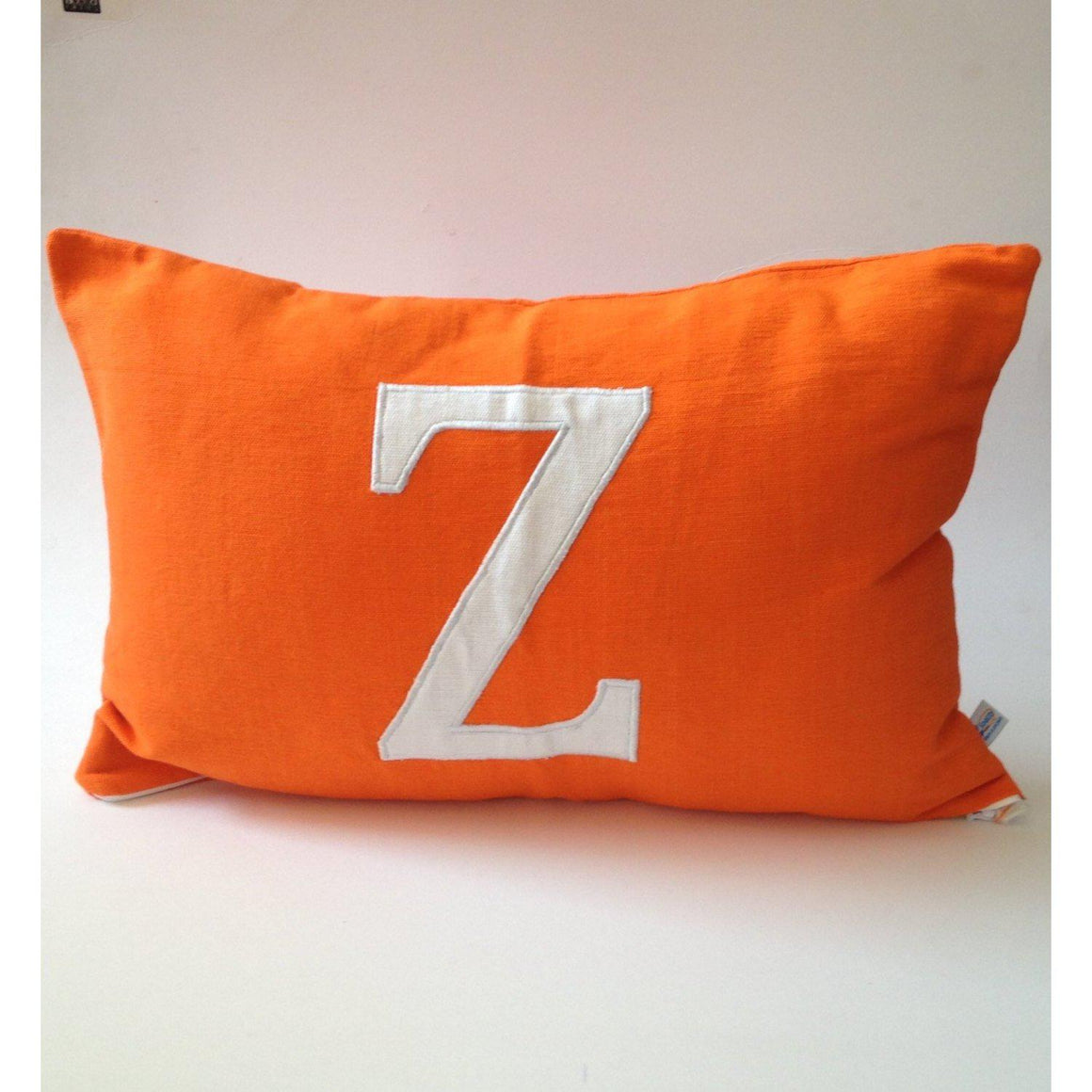 Gift for Women, Throw pillows orange, Monogram holiday pillows, Halloween Decor, Orange pillows, Orange soda pillows - Snazzy Living