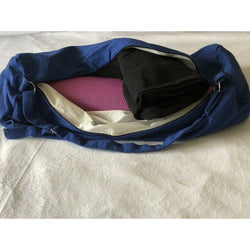 Yoga Mat Bag, Cotton Yoga Bag, Zipper Cotton Yoga bags