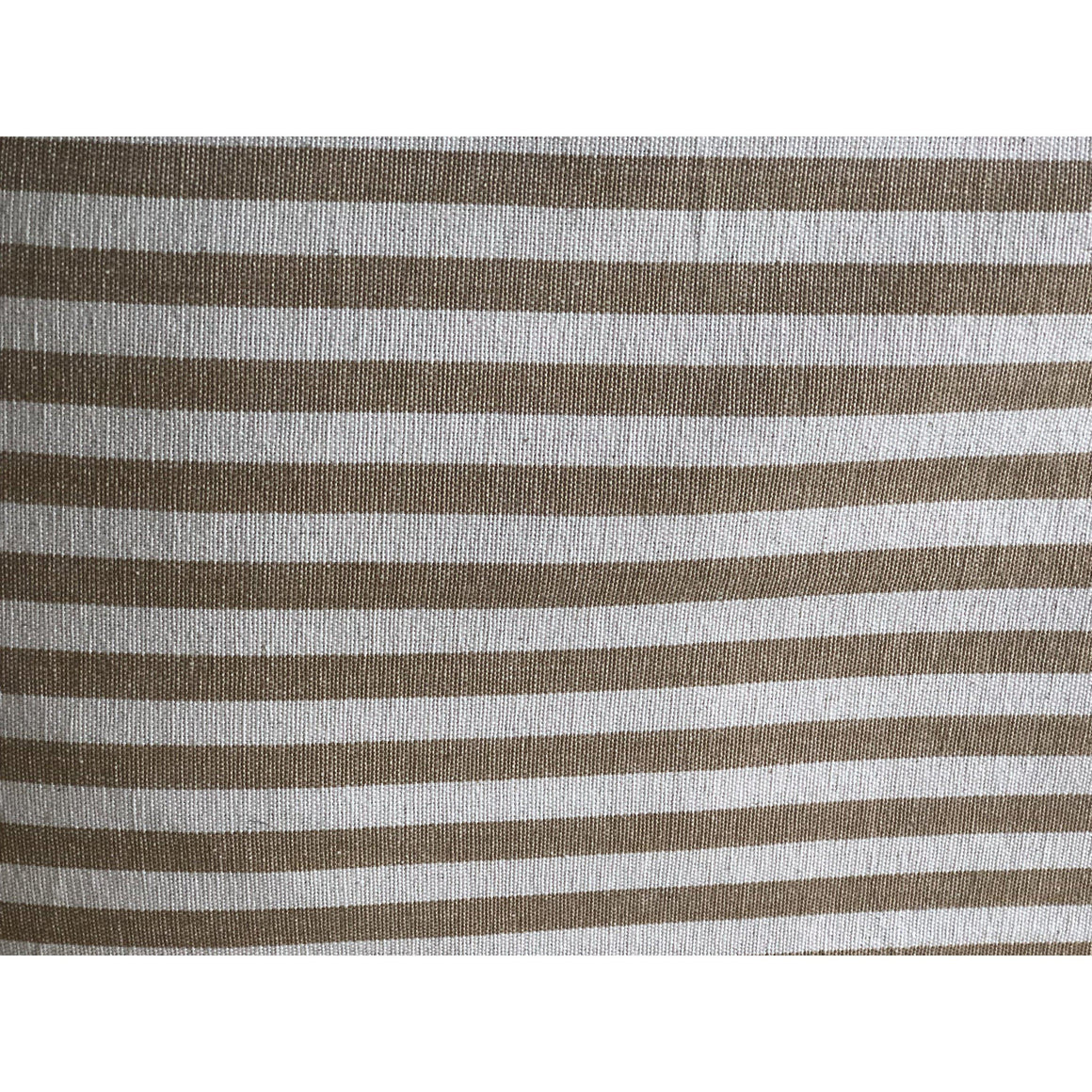 Ticking Stripe dog bed cover , beige and Ivory striped pet bed cover, Dog Bed Farmhouse Bed Covers for All Sizes