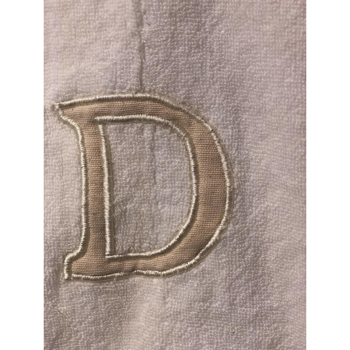 Monogrammed Cotton Face Towels,Personalized Towel, Bridesmaid Gift