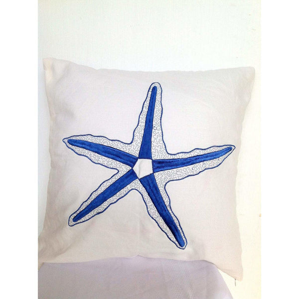 Beach House Pillows, Starfish Pillowss