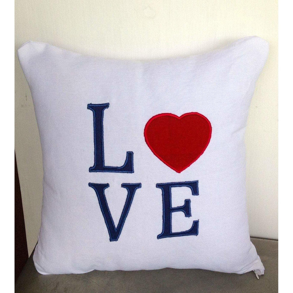 50% OFF Sale Red Heart Pillows, Red Heart Gifts, Valentine Red Heart Romantic Gift Ideas for Best romantic gifts for her, Love Pillow - Snazzy Living