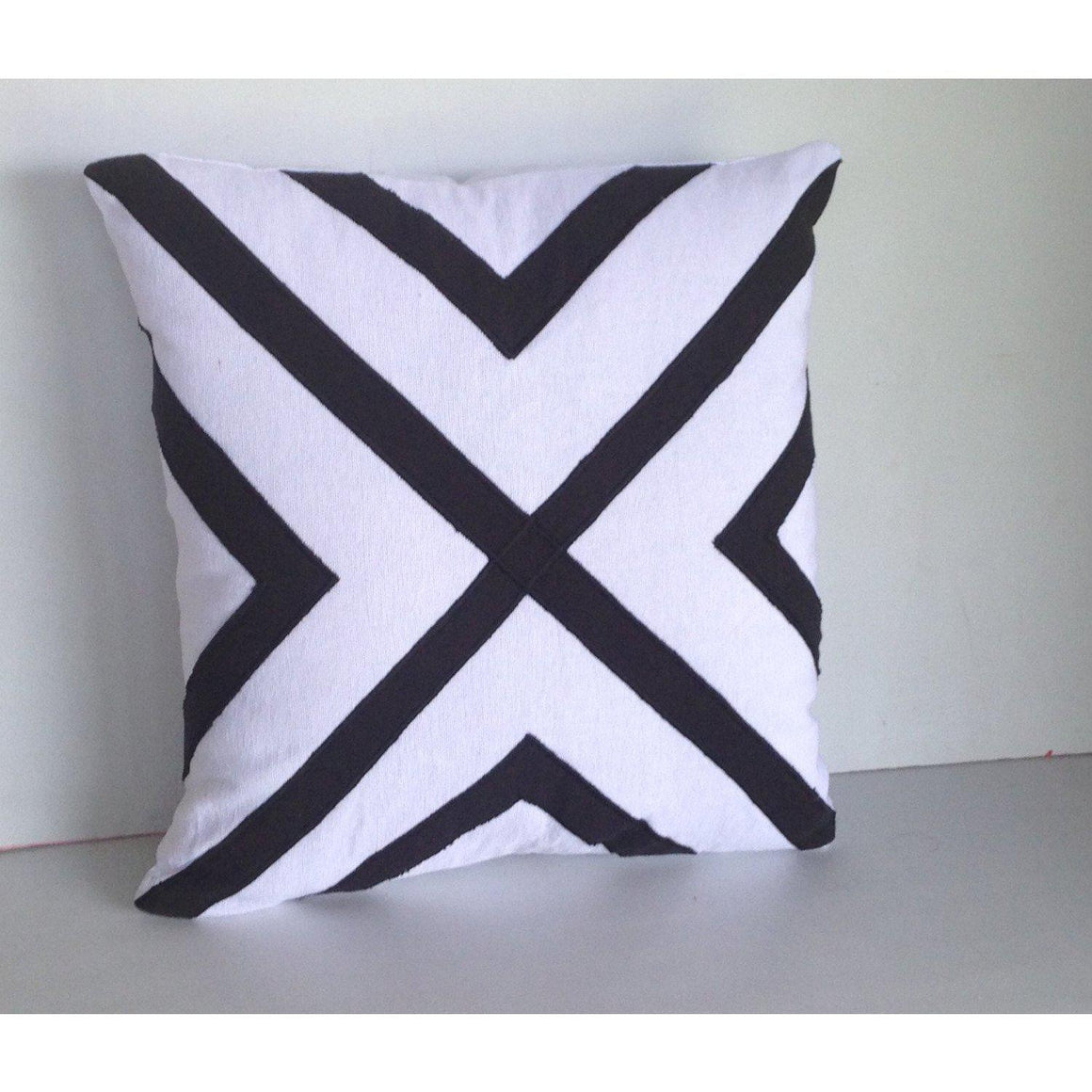 FREE SHIPPING White Unique Pillows, White Embroidered Pillows, House Warming Gift, Home Decor, Sofa pillow covers, Gift pillow cover - Snazzy Living