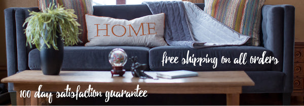 Free Shipping and Satisfaction Guarantee