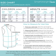 The SmartWeight® Vest