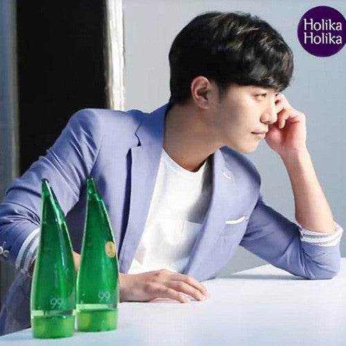 Jin Goo Latest BTS Clip For 'Holika Holika'!