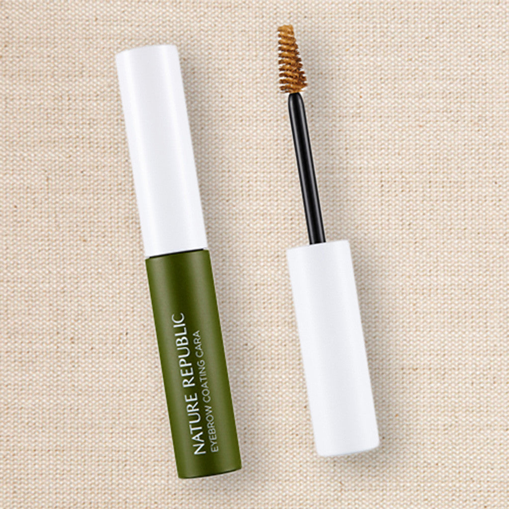 (Nature Republic) Eyebrow Coating Cara 03 Golden Brown