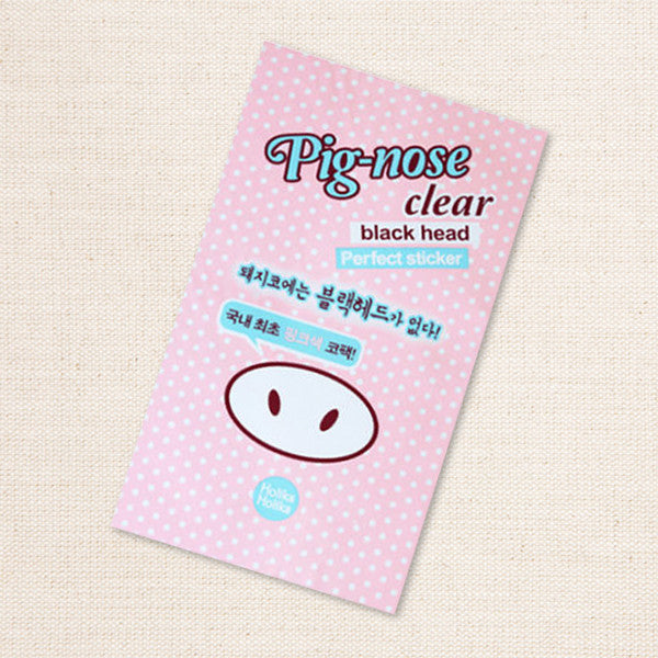 (Holika Holika) Pig Nose Clear Blackhead Perfect Sticker