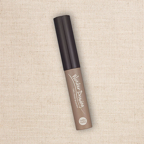 (Holika Holika) Wonder Drawing 1 Sec. Finish Browcara #01 Natural Brown