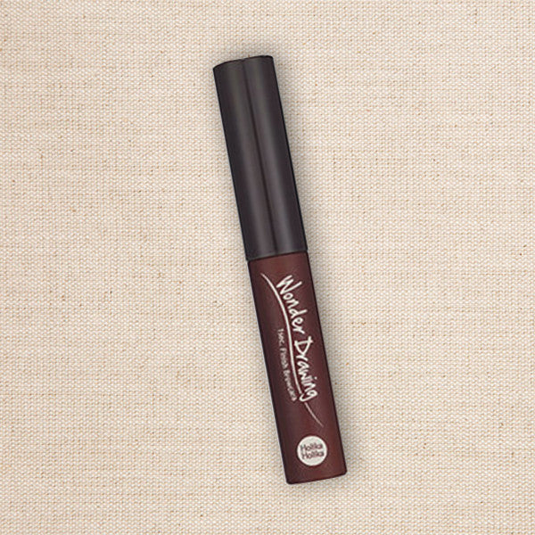(Holika Holika) Wonder Drawing 1 Sec. Finish Browcara #03 Red Brown